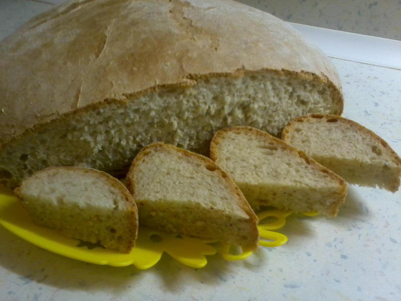 Рецепт белого хлеба пошаговое фото