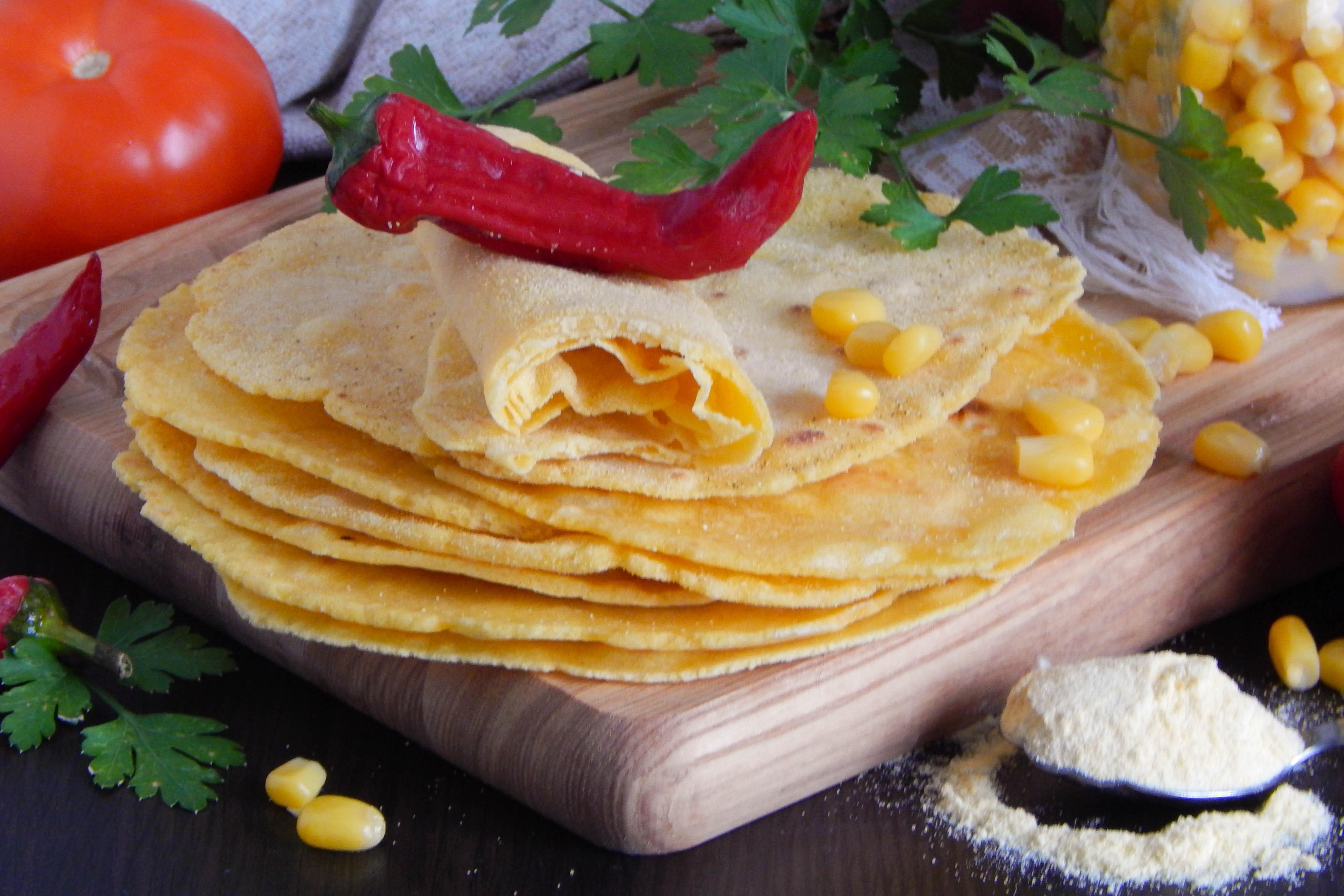 мягкая пшеничная лепешка рецепт