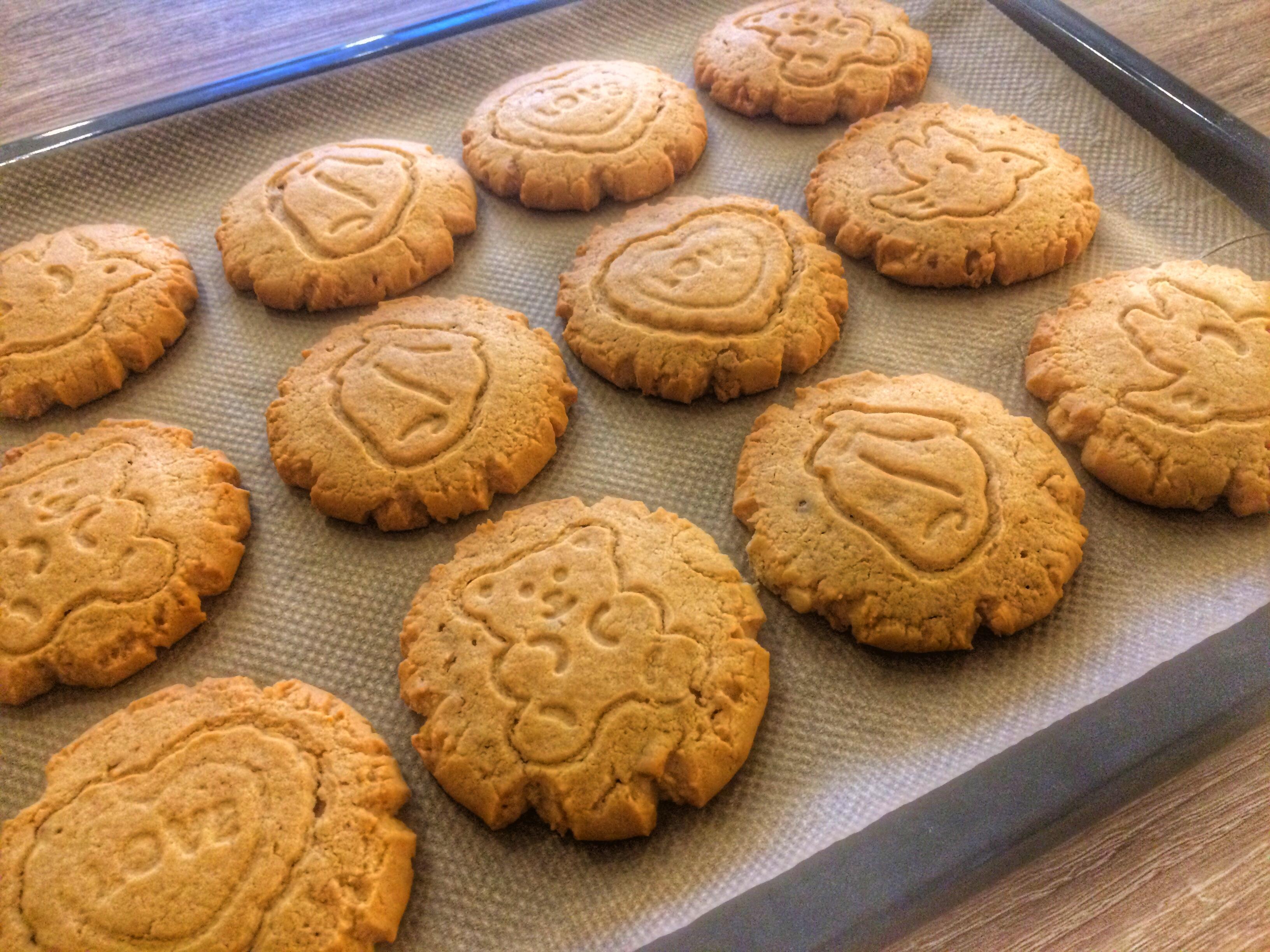 рецепт печенья с приправами