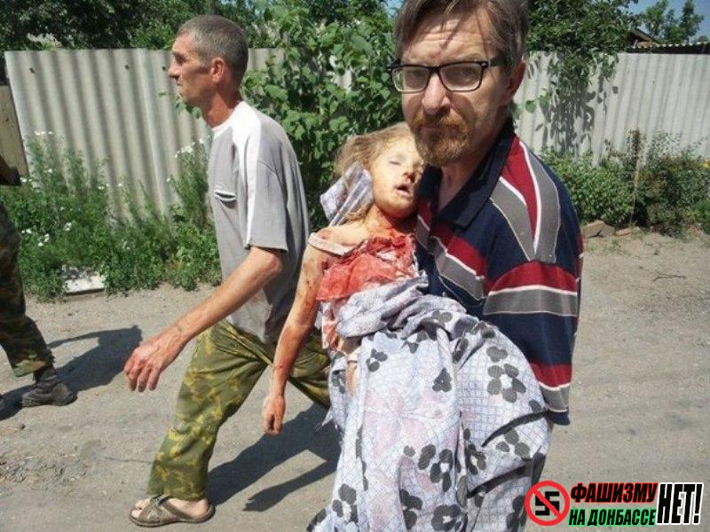 Астахов: более 200 детей погибли за время конфликта на.