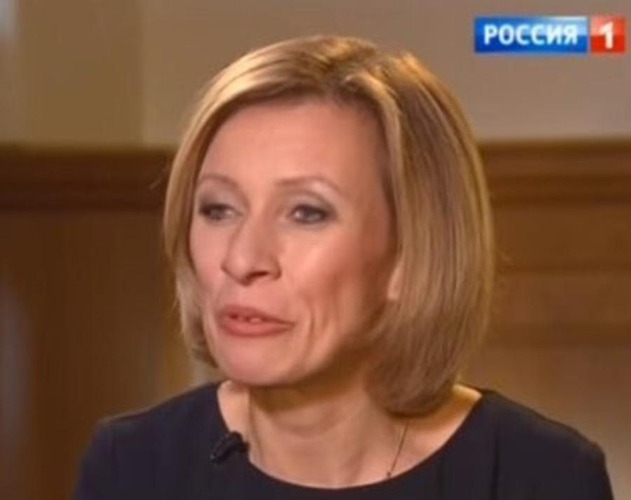 Обыски дипсобственности России в США могли быть связаны с выборами американского президента, - Захарова - Цензор.НЕТ 3953
